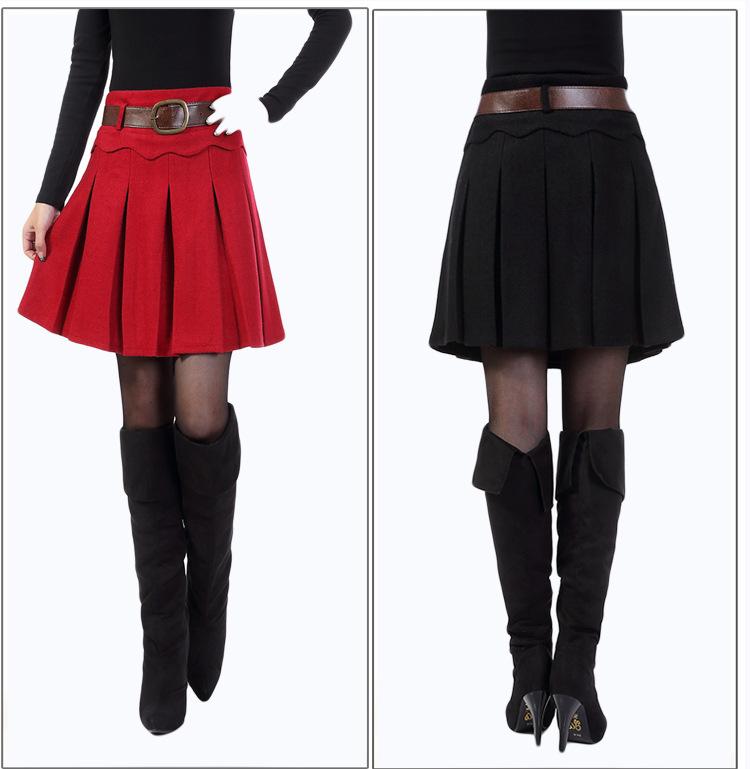 Cool Women39s 2014 Summer Women39s Chiffon Bust Skirt Pleated Skirt Female