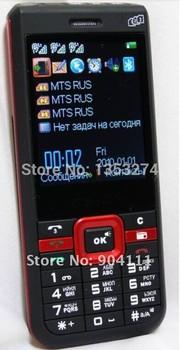 Горячая! Бесплатная доставка в китае! Низкая цена русский клавиатура три sim карты мобильный телефон h999! Поддержка mp3, Mp4, Фотоаппарат, Bt, Fm