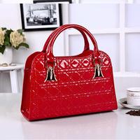 2014 new Korean version of the trend of casual handbag bag handbags Shoulder Messenger bag tide bag factory direct stereotypes
