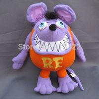"NEW 12"" RAT FINK PURPLE PLUSH DOLL free shipping"