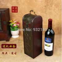 China Minhou Factory  wooden wine box