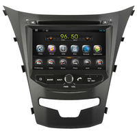 KD8067 Car DVD Navigation  for SsangYong  Korando 2014,pure Android 4.2 ,8 inch screen,Dual core 1G/8G