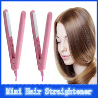 Pink Waves Irons Straightening Styling Tools Professional Hair Waves Care Tool Hair Straightener Free Shipping