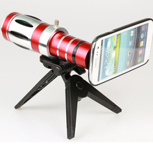 N7100 mobile phone accessories NOTE2 parts N7108 telephoto lens telescope 20 times N7102 telescope