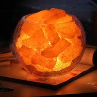 k Home Furnishing natural health salt crystal lamp light adjustable lamp radiation proof negative ion salt crystal lamps