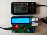 Digital backlit display LED DDS Function Signal Generator Module Sine Square Sawtooth Triangle Wave