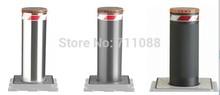 (Negotiatable price) automatic pneumatic or hydraulic rising bollard,114mm,168mm or 220mm diameter(China (Mainland))