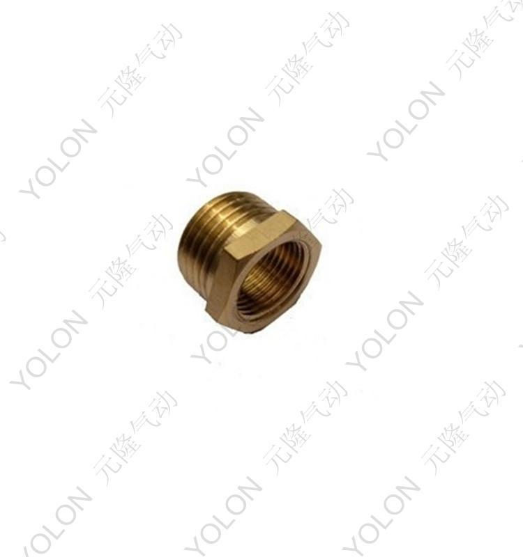 Yolon / Yuan toda de comprimento pneumáticos acessórios de cobre articulações ajustáveis compõem o coração pinos variedade de opcionais specifi(China (Mainland))