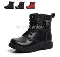 2014 Fashion Fur Winter Warm Children's Snow Boots Shoes Velvet Boots Boy Child De Neve Botas 26-37size