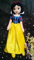 Free Shipping Brand New Princess Snow White PLUSH TOY 50CM