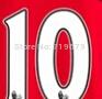 Freeshipping Li V P Jerseys GERRAD 8 Jersey 2014 15 Home Red Away Yellow Soccer Football jerseys S-XL