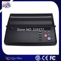Cheap 2014 Hot  newest mini Tattoo thermal copier machine Black Original Brand Printer Stencil Machine use A4 transfer paper #T