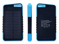 Factory Price!5000mAh Solar Battery Panel Charger Rain-resistant/Dirtproof External  Mobile Power Bank For Samsung GPS