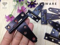 2inch Tee hinge, strap hinges,iron hinge, black hinges-30pcs free shipping