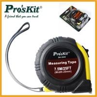 100% Made in Taiwan!Pro'sKit DK-2042 Measuring Tape (7.5M/25FT)