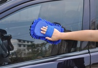 Wholesale High-quality New Ultrafine Fiber Chenille Anthozoan Car Wash Gloves Car Washer Supplies factory price retail&wholesale