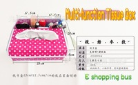 Creative towel cartoon desktop multi-function receive a case The lazy household articles for daily use
