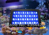 Best selling 120w Dimmable led aquarium light 44x3w aquarium led lighting  for coral reef fish tank