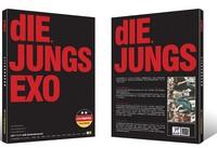 Exo Die Jungs Limited photo album photo book 64p Free shipping wholesale drop shipping k-pop souvenir