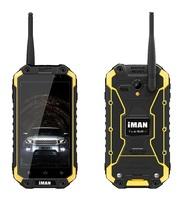 Original iMAN i6 phone X8 MTK6592 8 octa Core 2GB RAM 16GB IP68 Waterproof Phone PTT Walkie talkie Gorilla Glass Android 4.4