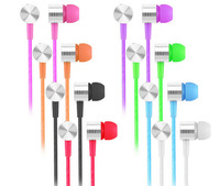 3.5mm Stereo Bass headset headphone earphone for Android mobile phone iphone 4 4S 5 5S 5C 6 Samsung HTC iPod MP3 MP4 laptop E4
