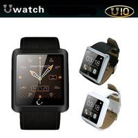 New Arrival U10 U Watch Waterproof Anti-lost Bluetooth Smart Dial Bracelet Watch Android Watch ForiPhone/SamsungHTC Smartphones