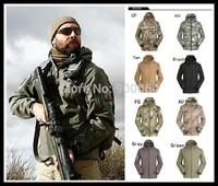 High quality TAD V4.0Lurker Sharkskin Softshell waterproof Outdoor Military  Jacket