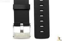 Fits Suunto T-Series  T1 T3 T4 Elastomer Black  Rubber Strap Loop/ Holder/ Locker/ Table ring