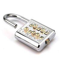 Ten password lock