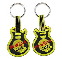 Customized Embroidered Two Sides Fancy Keychain, Suitable for Promotional Gifts Ne,MOQ100, free shipping