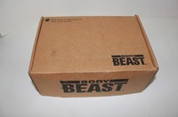 New bodybeast home fitness workout all-encompassing 0.63KG