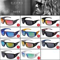 Hot Electric Sunglasses Cycling Glasses Men Sport Designer oculos de sol Low Price brand eyewear Coating 6809