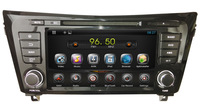 Pure Android 4.2 Car DVD GPS for Nissan Qashqai/X-Trail 2014 CPU 1.6Ghz,Capacitive screen,Radio RDS,BT,IPOD,Wifi,Free shipping