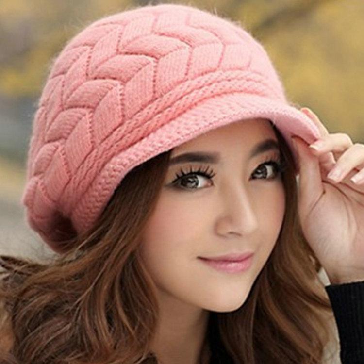 Beanie Hat Crochet Pattern With Brims Beanie Crochet Hat Brim
