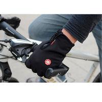 2014 NEW M/L/XL Women Men's Winter Windproof Thermal Cycling Motorcycle Bike MTB Gloves