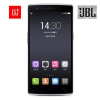 Original Black JBL OnePlus One Plus One phone 4G LTE Camera 13MP Snapdragon 801 2.5Ghz 3GB RAM 16GB NFC 3100mAh Multi language