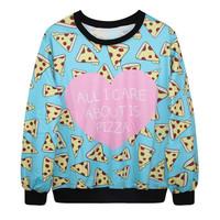 Sandwich Pink Heart European Style Loose Hoodies Printing Sweater Womens Tops Hedging Sweatershirt Pullover Casual Saia Feminina