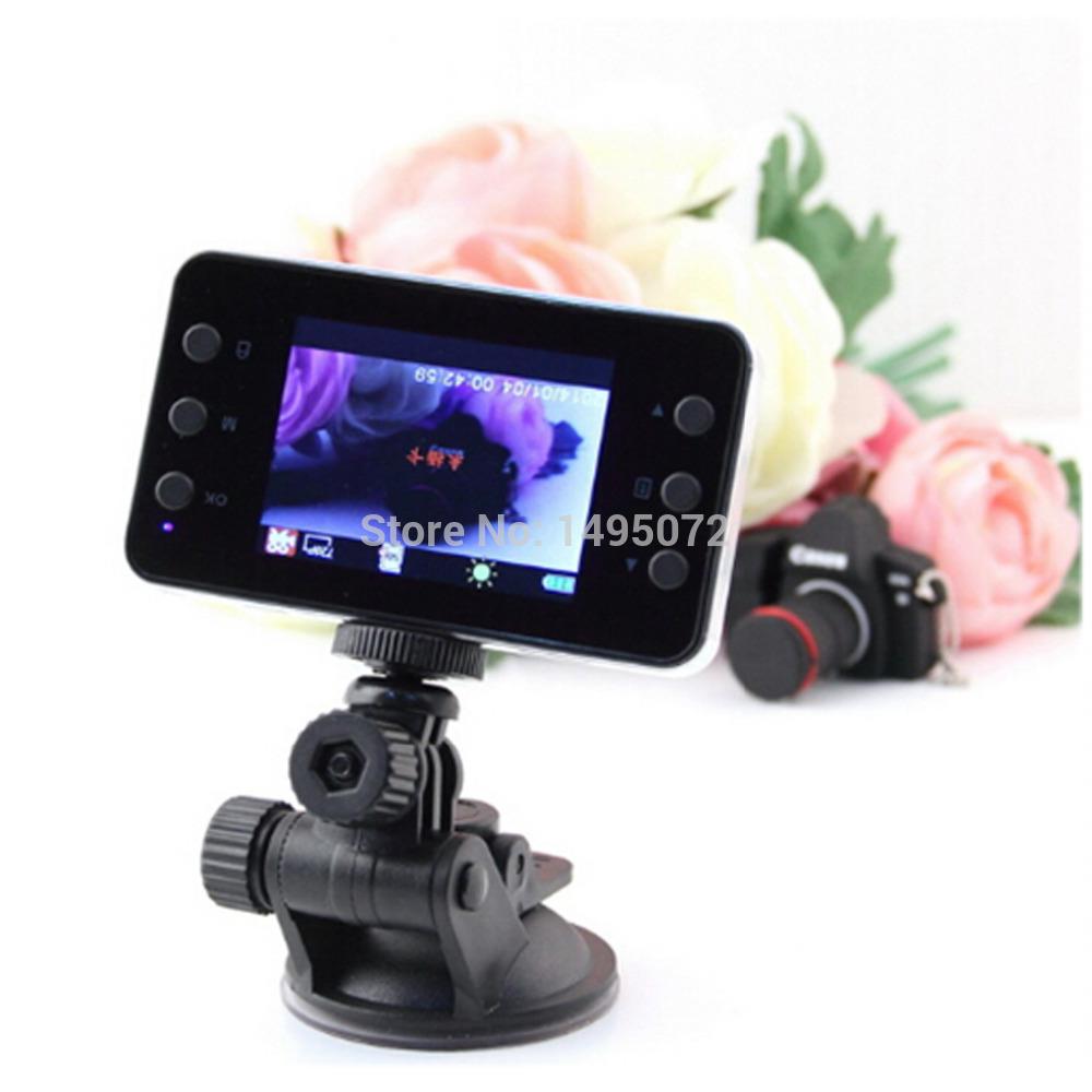 2.4 Inch K6000 HD Car DVR Vehicle Camera Video Recorder LED Night Vision Black Box(China (Mainland))