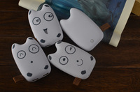 otoro Lovely 9000mAh Power Bank External Battery Back for Mobile Phone with retail box 4 pattern to choose 30pcs