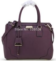 Free Shipping 4 colors top quality genuine leather bag women famous brand designer handbag vintage shoulder messenger tote bags