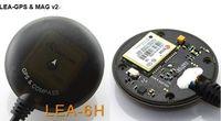 CRIUS LEA-GPS & MAG performance GPS Module 2.0 Version for APM 2.5 / 2.5.2 / 2.6