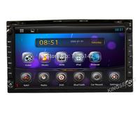 2 Din Car DVD Player GPS Navigation 100% Android 4.2.2 Autoradio dual-core 1GB DDR3 Bluetooth Radio Steering Wheel Control 9952