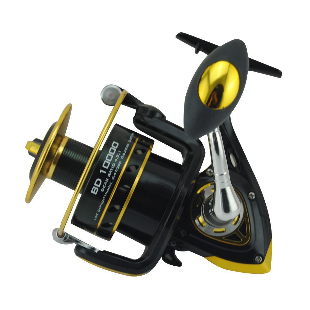 Катушка для удочки KastKing 9 + 1BBs Pesca Carretilha 6000, 7000, 8000, 10000 Bando катушка для удочки pesca 13bb carretilha bnt