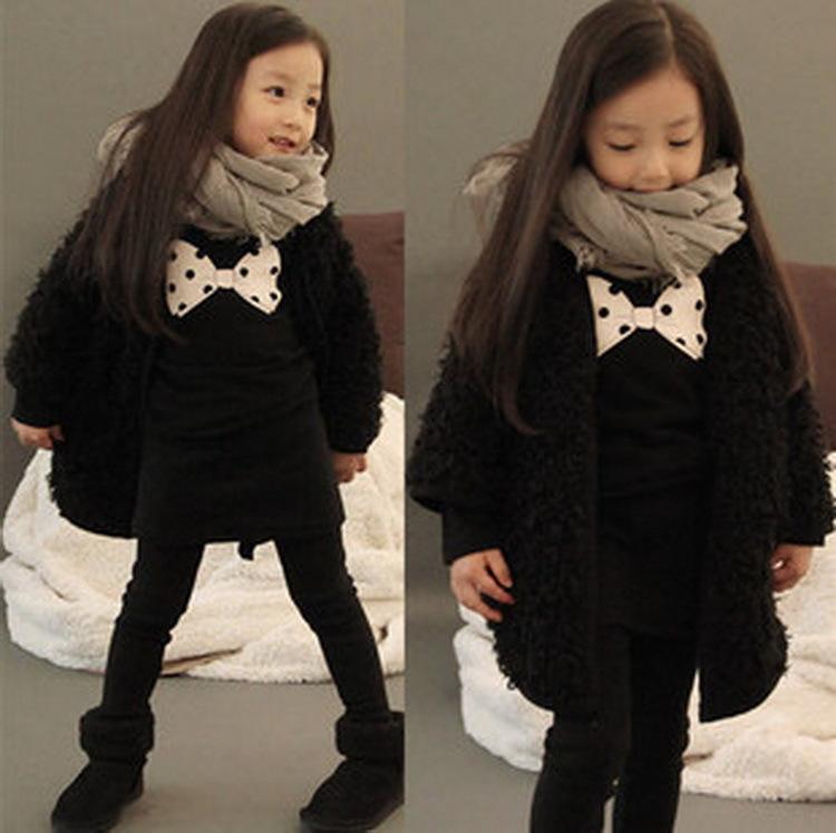 Модная Верхняя Одежда Для Девочек
