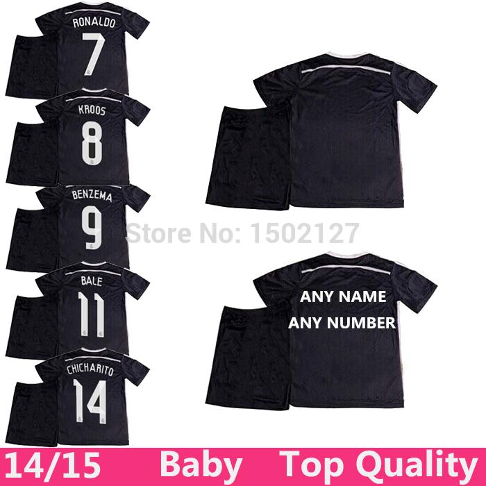 Womens Soccer Shirt Designs Ronaldo 2014 15 Thai Wholesale Newest Kids Soccer Shirt Design Custom