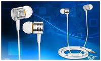 Xiaomi 4 Aluminum Belt Line In-Ear Earphone Headset Headphone for Mobilephone Mi2 iPhone Galaxy