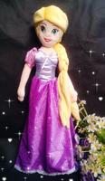 Free Shipping Brand New Princess Rapunzel PLUSH TOY 50CM