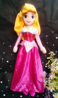 Free Shipping Brand New Princess Aurora PLUSH TOY 50CM