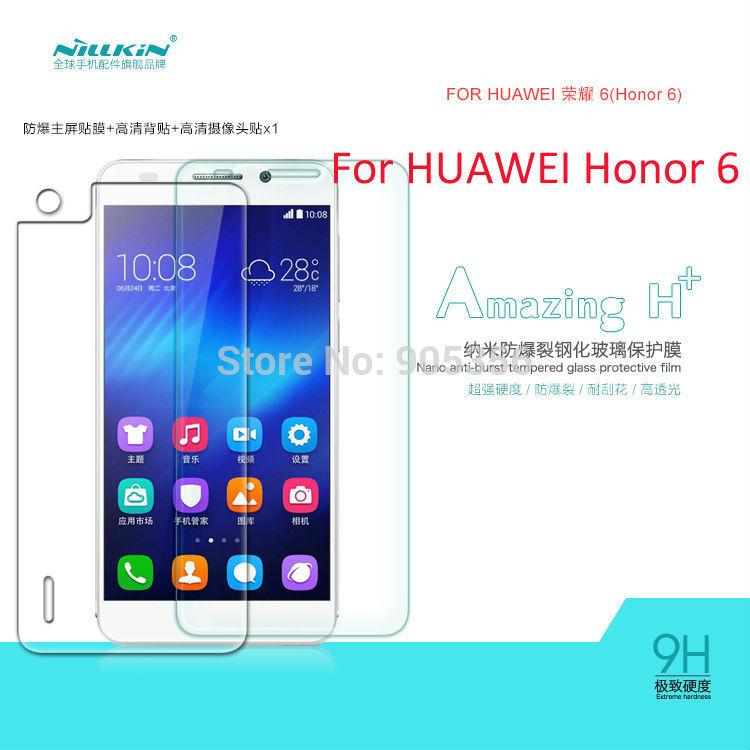 Защитная пленка для мобильных телефонов HUAWEI 6 NILLKIN H + Huawei 6