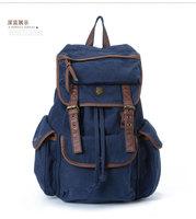 free shipping 2014 new arrival european style drawstring women/men's backpack